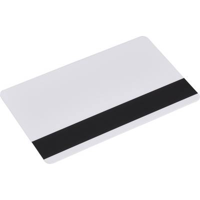 Image of 188070 Chip card HICO White 1 pc(s) (L x W x H) 85.7 x 54 x 0.76 mm