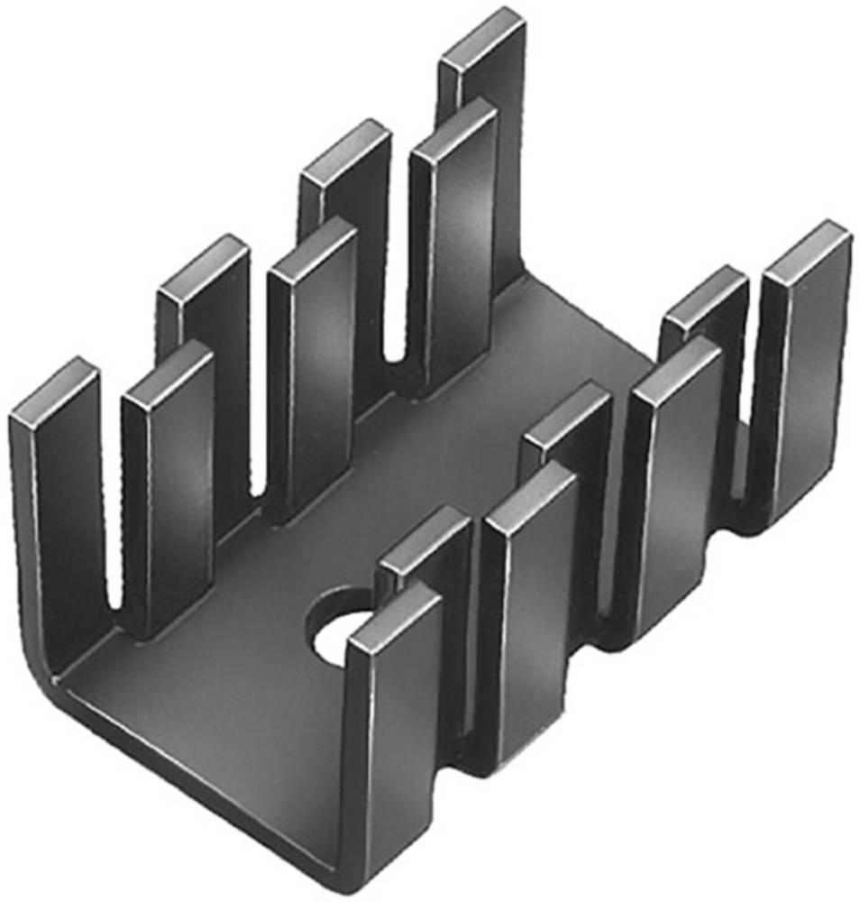 Kølelegemer 16 K/W (L x B x H) 25 x 18 x 15 mm SOT-32, TO-220 Fischer Elektronik FK 234 SA L2