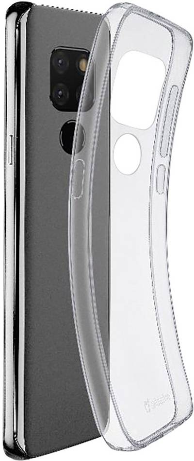 Search and compare best prices of Cellularline FINECMATE20T Back cover Compatible with (mobile phones): Huawei Mate 20 Transparent in UK