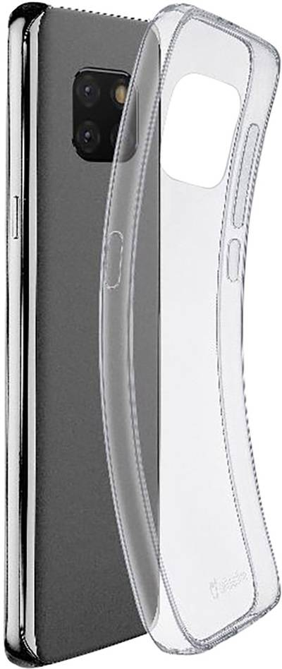 Search and compare best prices of Cellularline FINECMATE20PRT Back cover Compatible with (mobile phones): Huawei Mate 20 Pro Transparent in UK