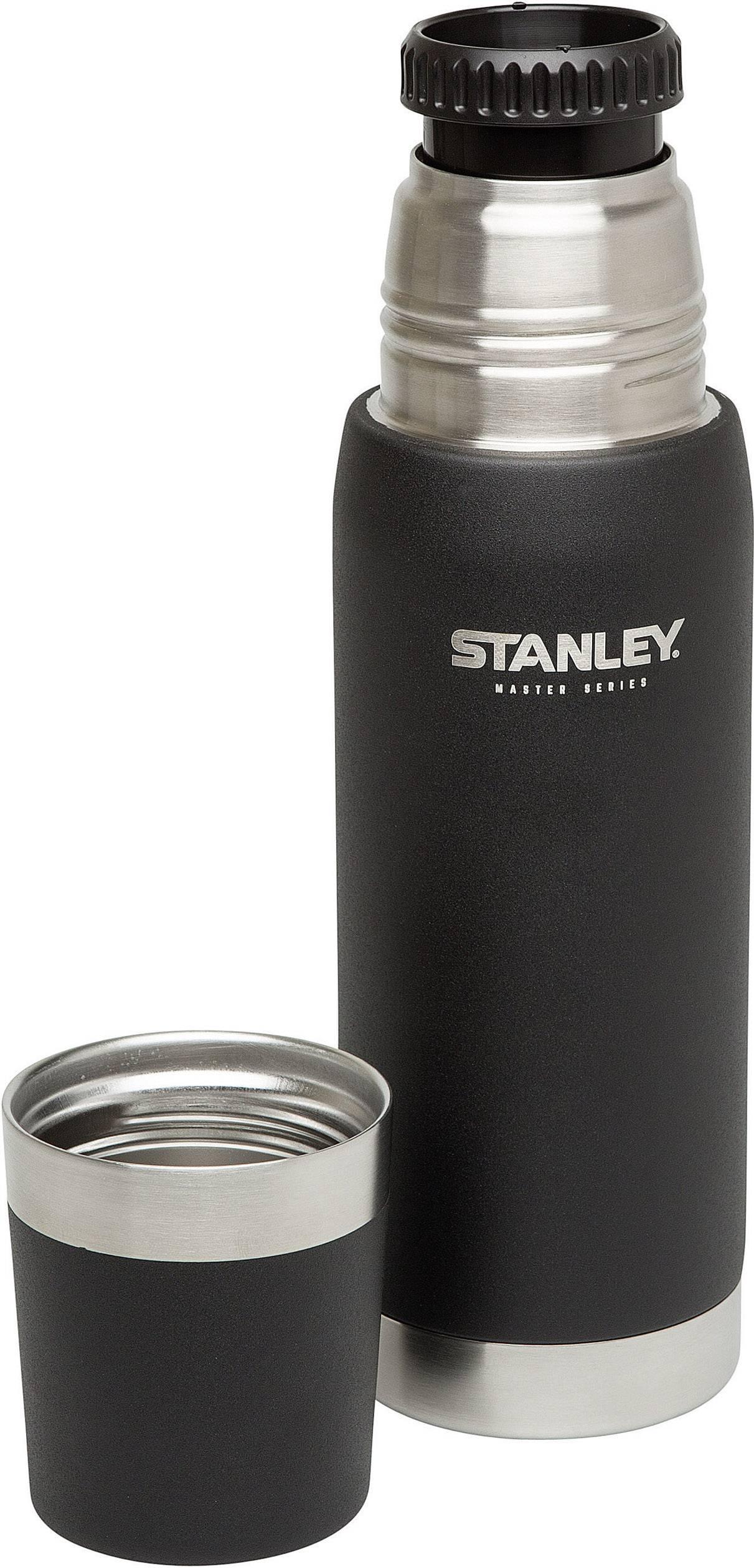 Stanley Master Vakuum Thermos flask Black/silver 750 ml 10