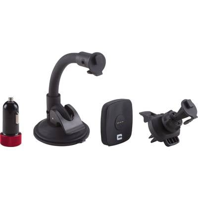 Crosscall X-Car Air grille, Suction cup Car mobile phone holder 360° swivel