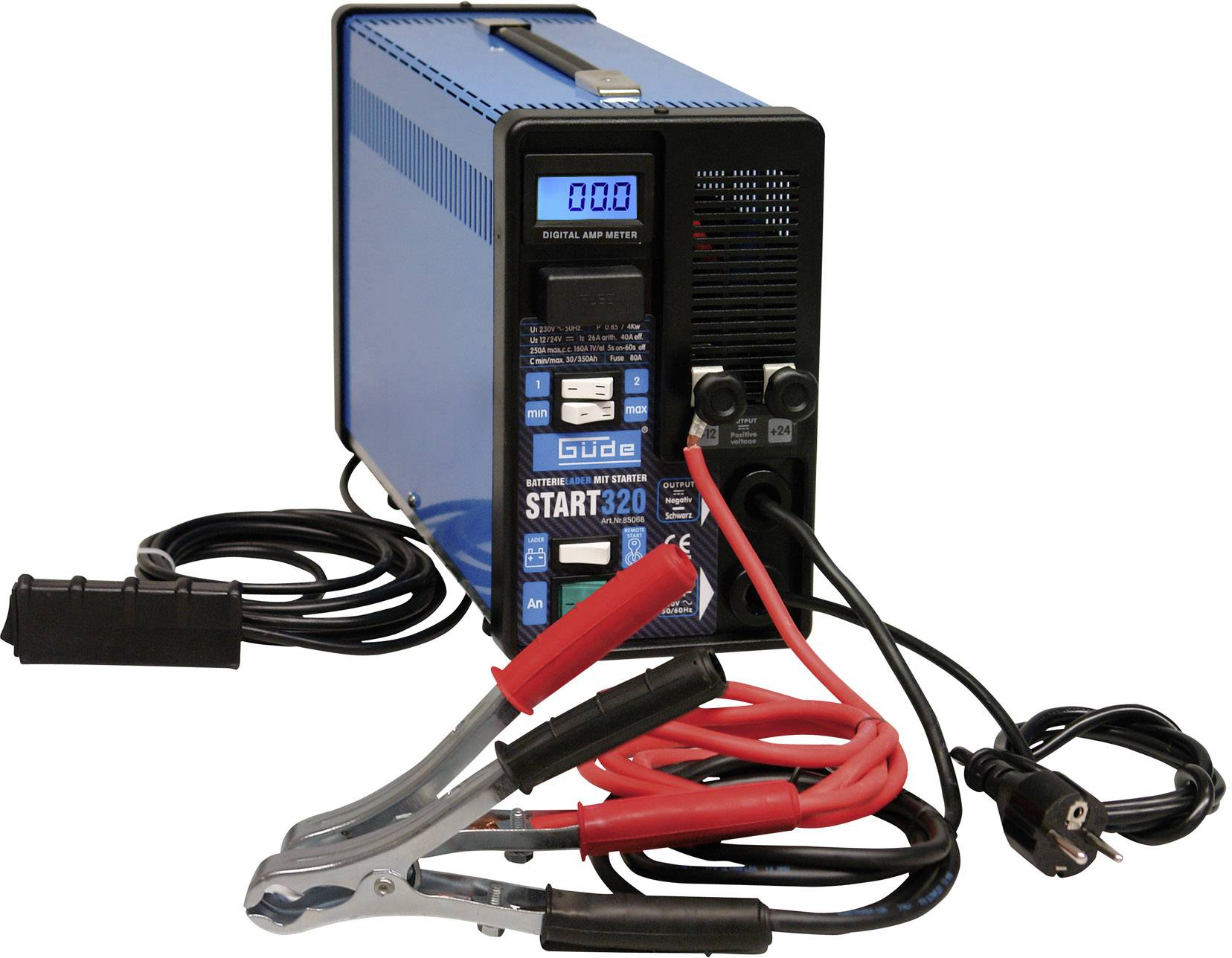 Güde Batterielader Start 230