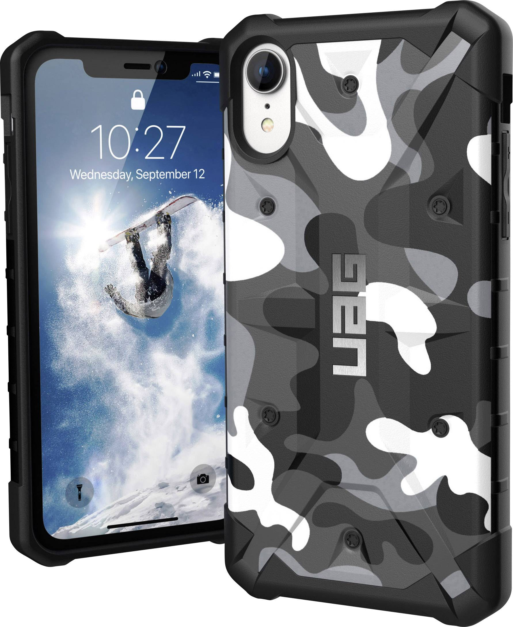 size 40 71941 32d73 uag Pathfinder iPhone back cover Compatible with (mobile phones ...