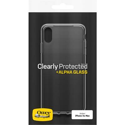 Image of Otterbox Protected Glass screen protector Compatible with (mobile phones): Apple iPhone XS Max 1 pc(s)