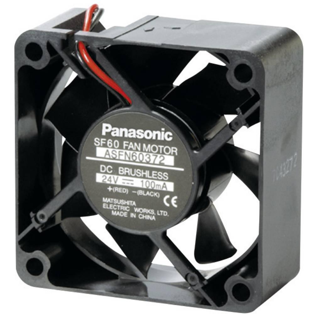 Aksialni ventilator 24 V/DC 36.6 m/h (D x Š x V) 60 x 60 x 25 mm Panasonic ASFN60372