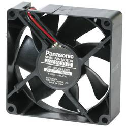 Aksial ventilator 24 V/DC 72 m³/h (L x B x H) 80 x 80 x 25 mm Panasonic ASFN86392