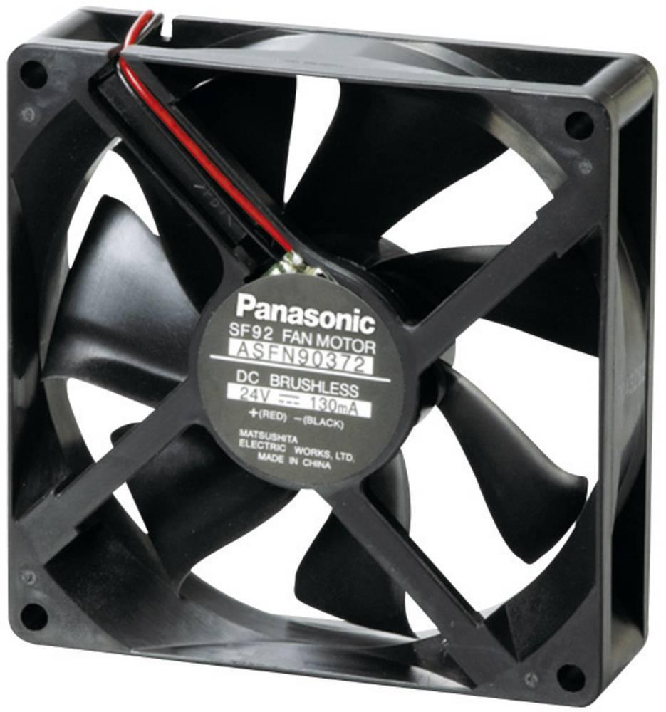 Aksialni ventilator 24 V/DC 96.6 m/h (D x Š x V) 92 x 92 x 25 mm Panasonic ASFN96392