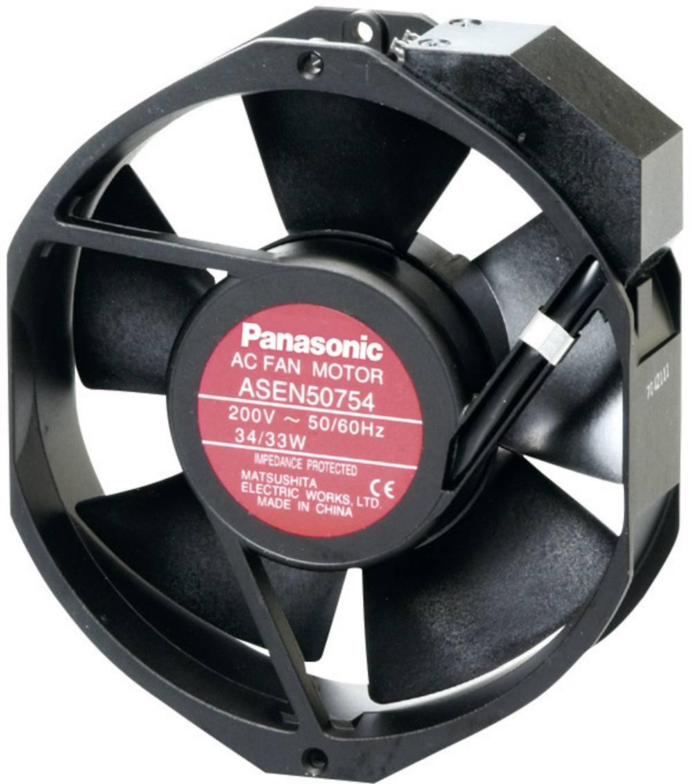 Aksial ventilator 115 V/AC 360 m³/h (L x B x H) 172 x 150 x 38 mm Panasonic ASEN50752