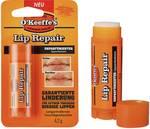 O'Keeffe's lip Repair Unparfumierter Lippenbalsalm