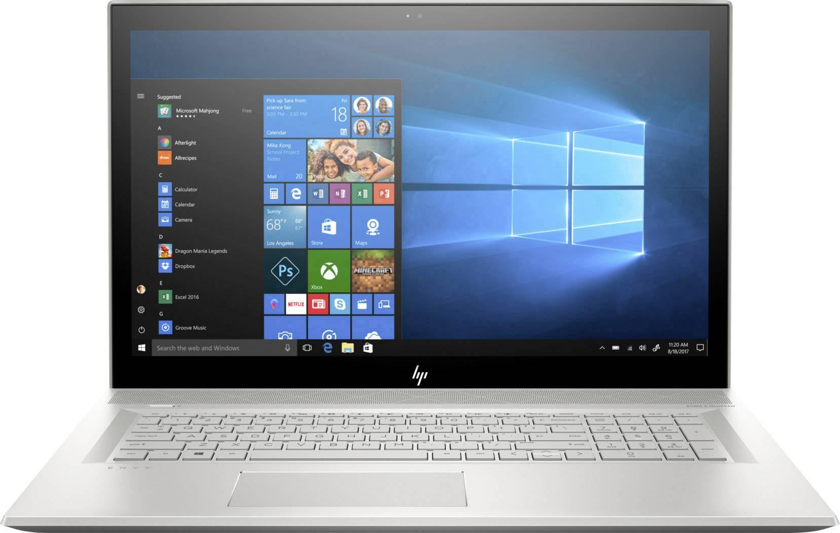 HP Envy 17-bw0200ng 43 9 cm (17 3