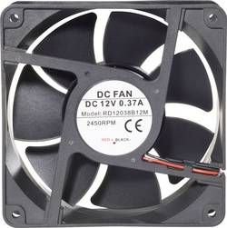 Aksial ventilator 12 V/DC 193 m³/h (L x B x H) 120 x 120 x 38 mm Conrad Components RD12038B12H