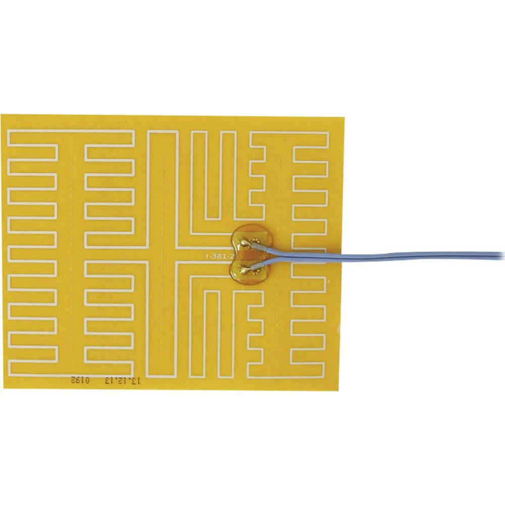 Polyester Varmefolie selvklæbende 24 V/DC, 24 V/AC 17 W Beskyttelsestype IPX4 (L x B) 170 mm x 135 mm Thermo