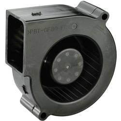 Aksial ventilator 24 V/DC 15 m³/h (L x B x H) 75.7 x 75.7 x 30 mm NMB Minebea BG0703-B053-000-00