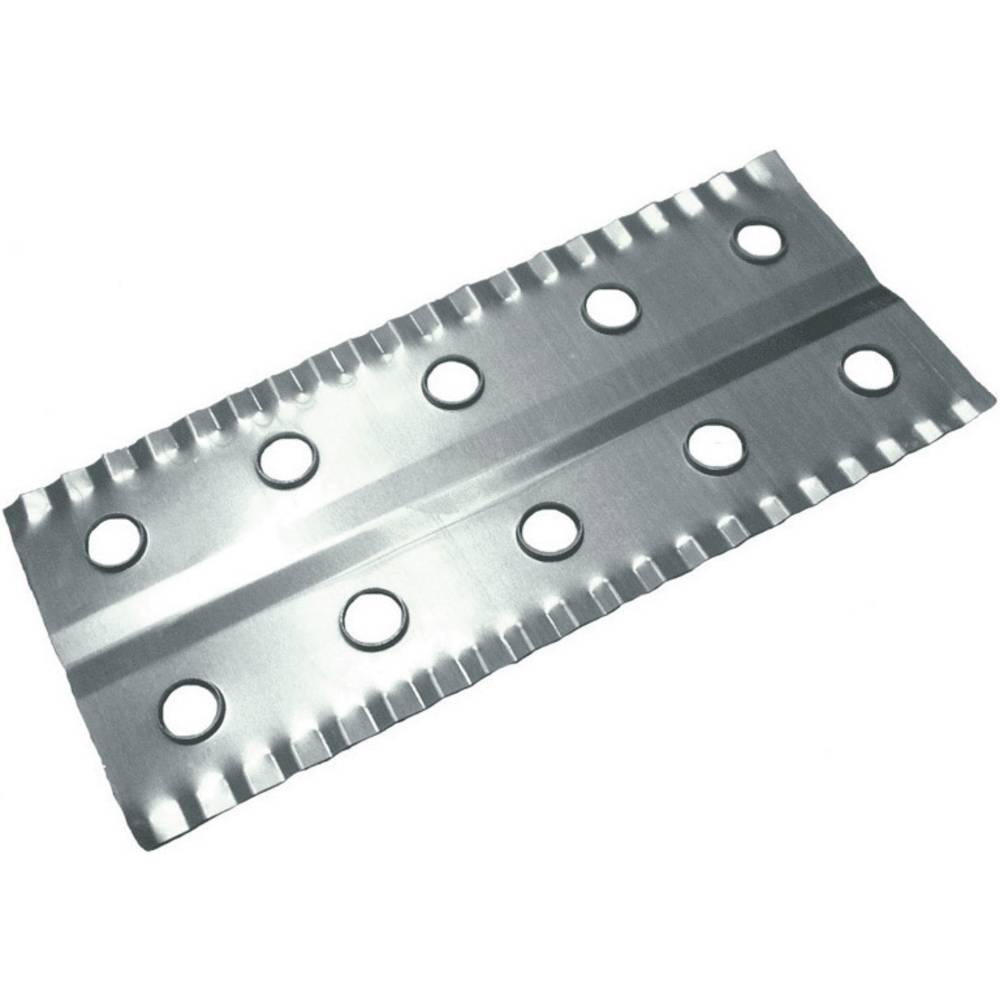 Hladilna lamela (D x Š x V) 130 x 55 x 0.3 mm premer odprtin: 8 mm QuickCool QV-FI-130-10-8