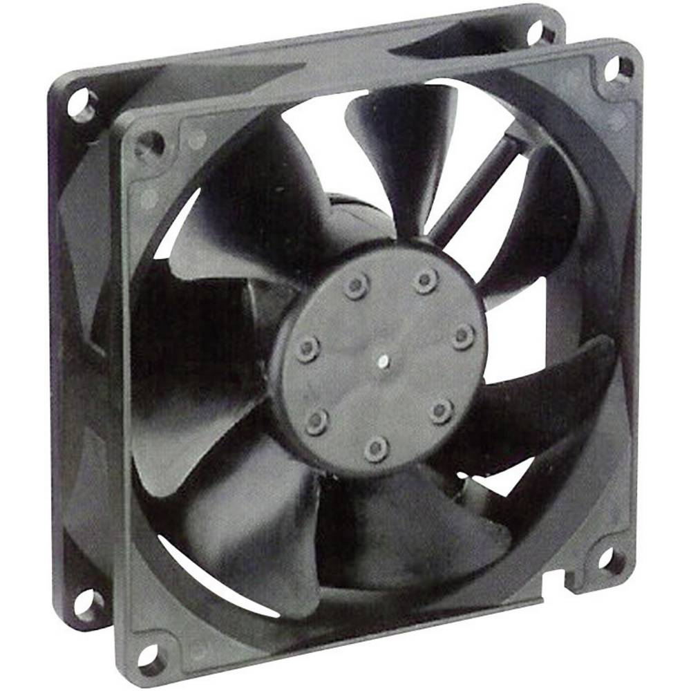 Aksialni ventilator 115 V/AC 54 m/h (D x Š x V) 80 x 80 x 38 mm NMB Minebea 3115PS-12W-B30