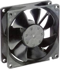 Aksial ventilator 24 V/DC 66 m³/h (L x B x H) 80 x 80 x 25 mm NMB Minebea 3110KL-05W-B50