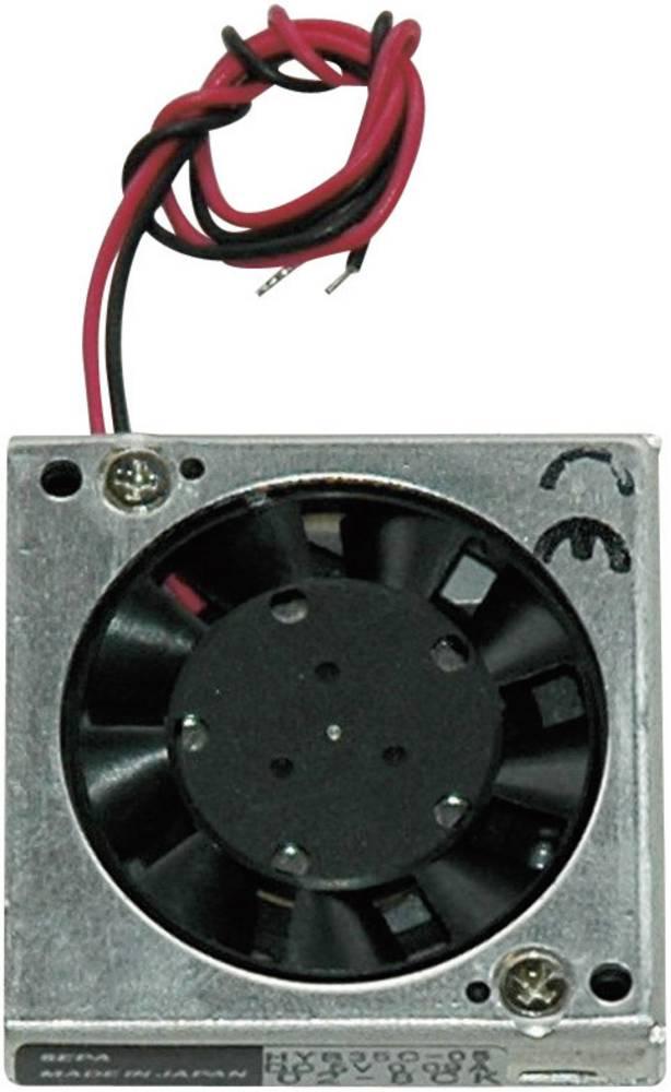 Aksial ventilator 5 V/DC 27 l/min (L x B x H) 35 x 35 x 7.5 mm SEPA HYB35C05PAD