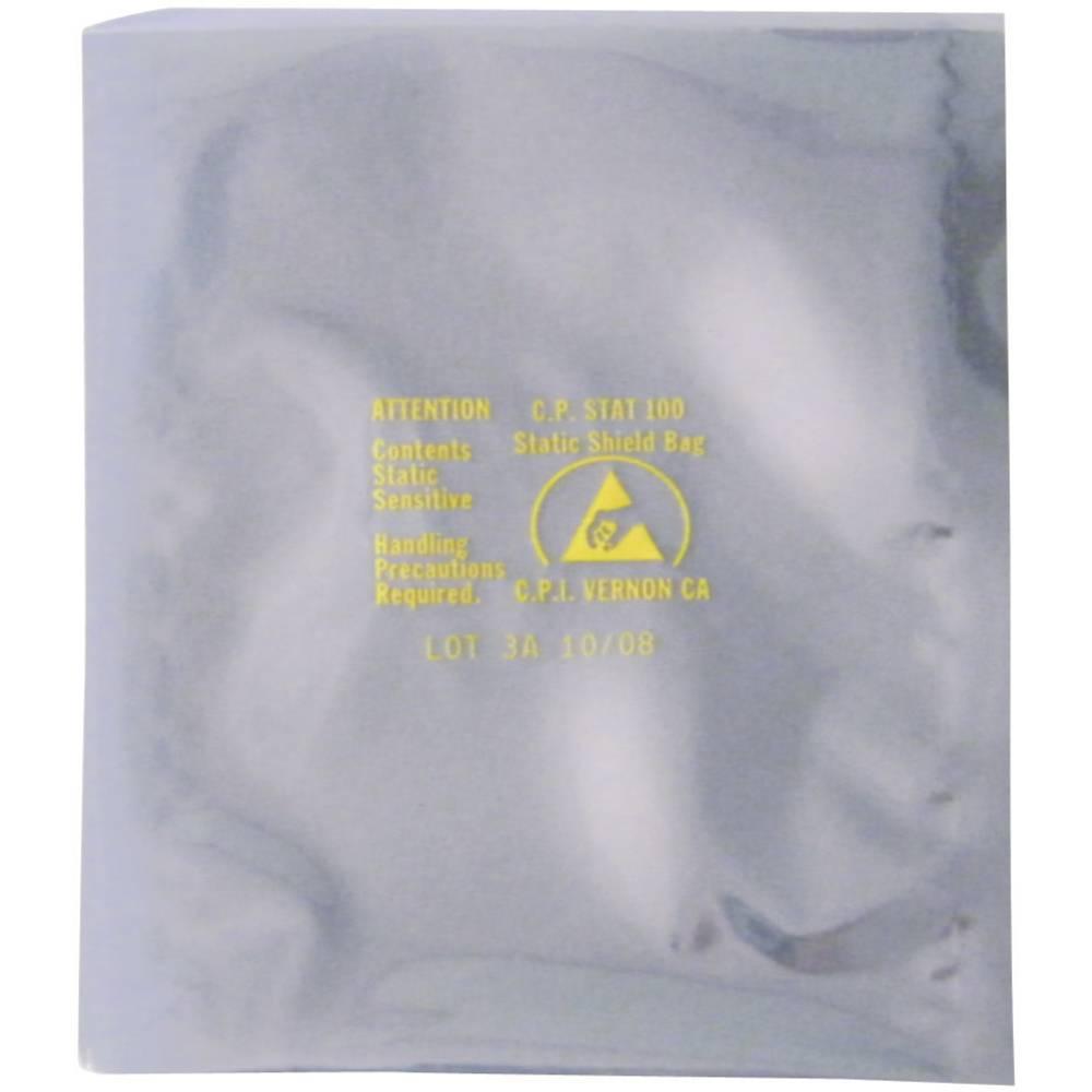 Antistatična ESD vrečka (D x Š) 100 mm x 152 mm zaščitena ESD identifikacijska črka S