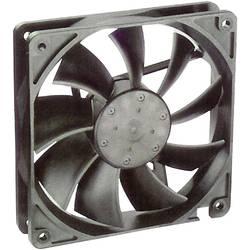 Aksialni ventilator 24 V/DC 195 m/h (D x Š x V) 119 x 119 x 25 mm NMB Minebea 4710KL-05W-B50