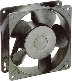Aksial ventilator 230 V/AC 174 m³/h (L x B x H) 119 x 119 x 38 mm NMB Minebea 4715MS-23T-B5A