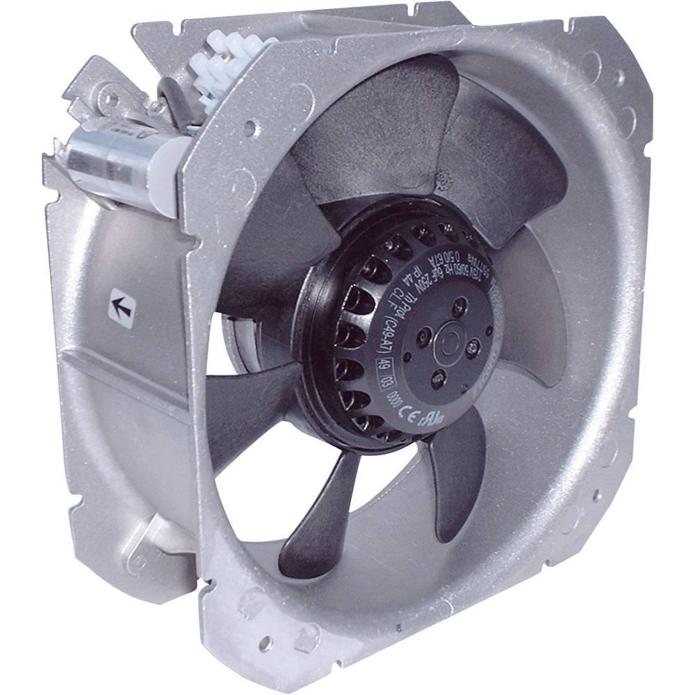 Aksialni ventilator 230 V/AC 920 m/h (D x Š x V) 218 x 218 x 83 mm Ecofit 2VGC25 200V (C23-A6)