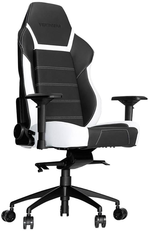 Superb Gaming Chair Vertagear Pl6000 Black White Conrad Com Machost Co Dining Chair Design Ideas Machostcouk