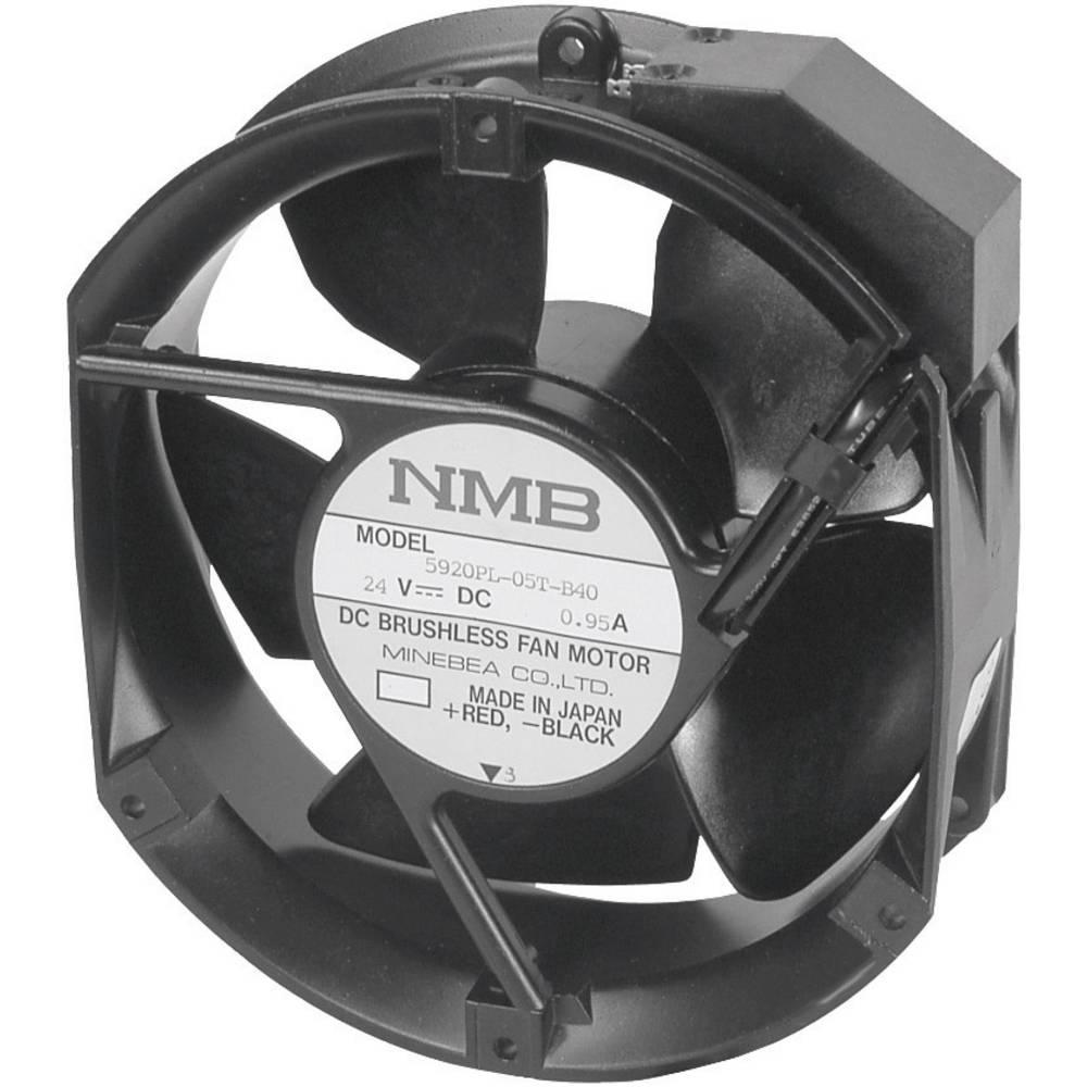 Aksialni ventilator 230 V/AC 300 m/h (D x Š x V) 172 x 150 x 38 mm NMB Minebea 5915PC-23T-B30