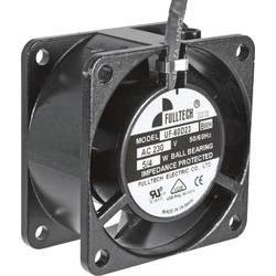 Aksialni ventilator 230 V/AC 14 m/h (D x Š x V) 60 x 60 x 30 mm SEPA UF60D23BWH