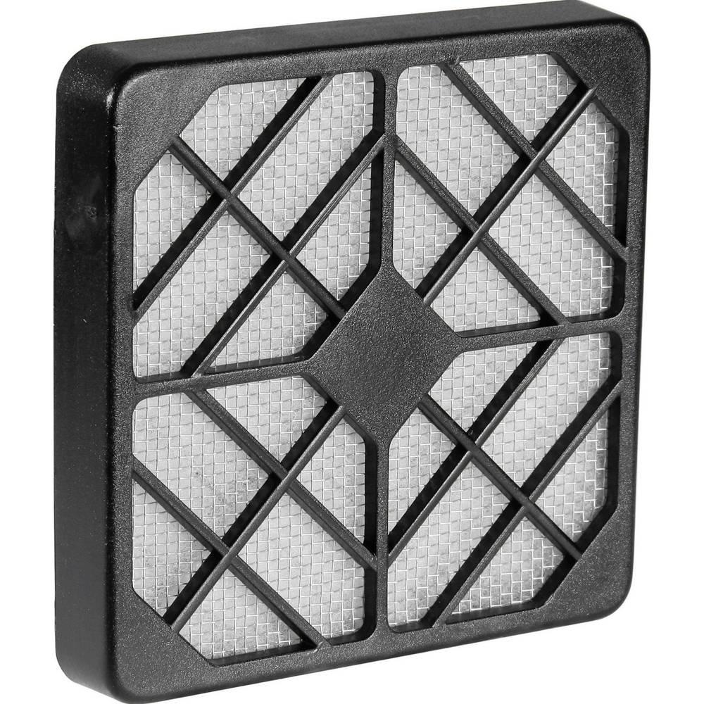 Ventilationsgitter-sæt SEPA LFG120-45 (B x H x T) 126 x 126 x 13 mm Plast 1 stk