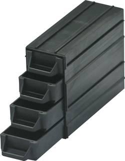 ESD predalčnik za manjše komponente (D x Š x V) 120 x 40 x 20 mm BJZ C-188 054