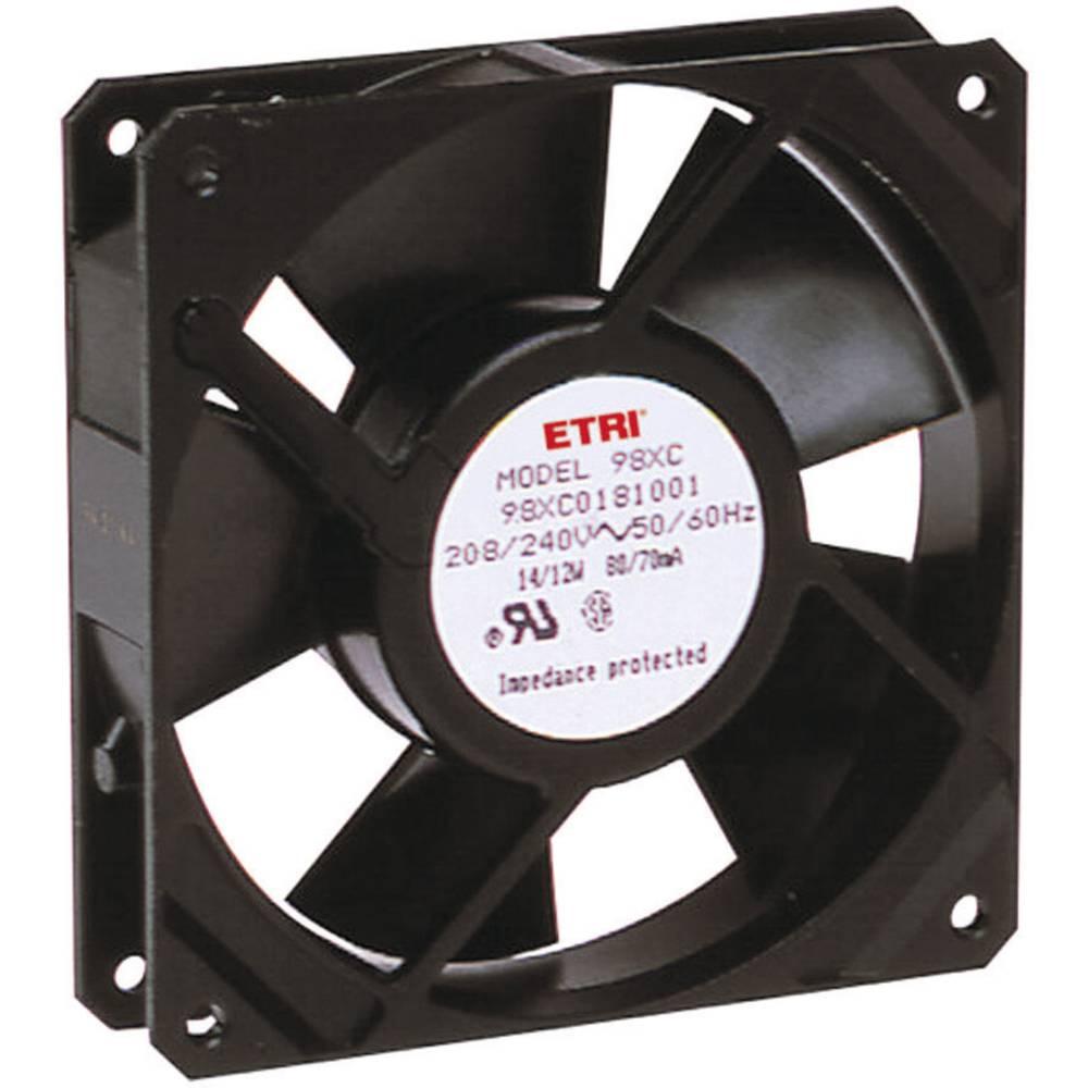 Aksialni ventilator 240 V/AC 1860 l/min (D x Š x V) 119 x 119 x 25.9 mm Ecofit 98XH0181000