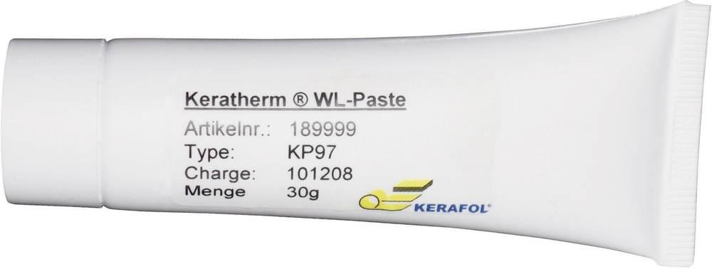 Toplotno prevodna pasta 5 W/mK 30 g temperatura (maks.): 150 °C Kerafol KP 97