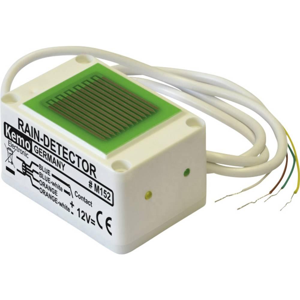 Rain Sensor Component Kemo M152 12 Vdc From Water Sensor2pcb Is 12v