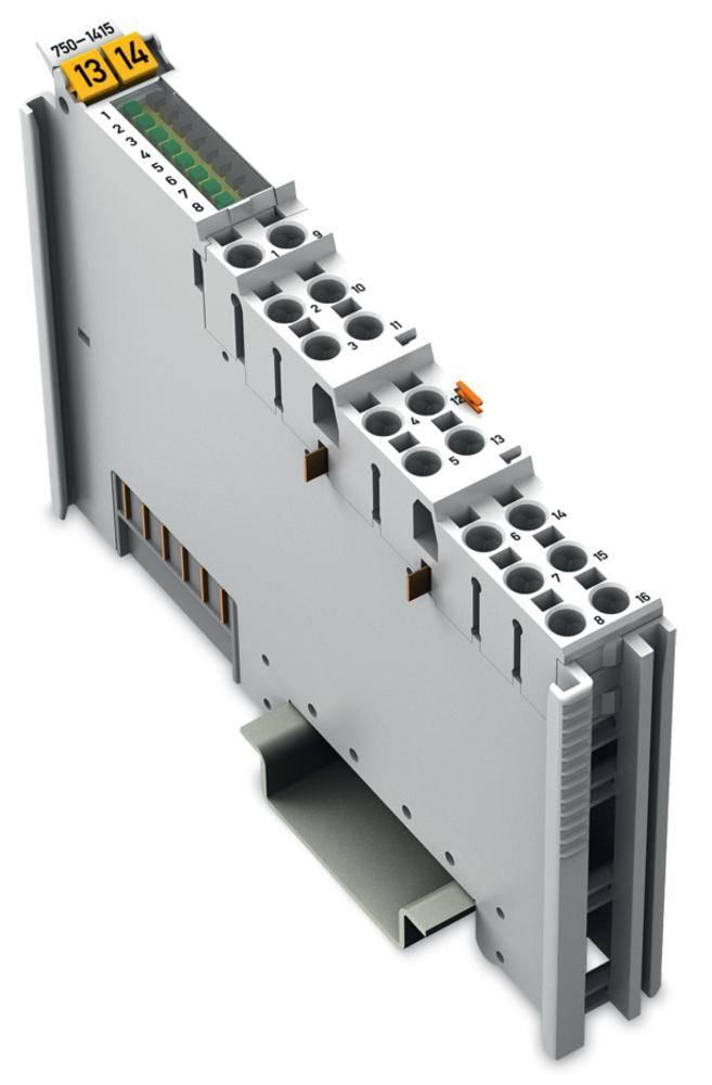 WAGO 8-kanalna-digitalna vhodna spona 750-1415 24 V/DC vsebuje: 1 kos