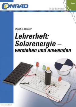 Sončna energija - razumeti in uporabljati Conrad Components 978-3-6451-0053-3
