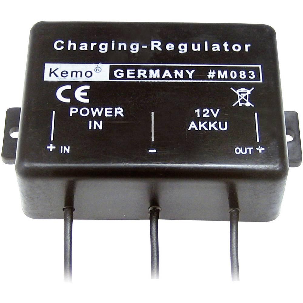Regulator punjenja akumulatora, 12 V M083 Kemo