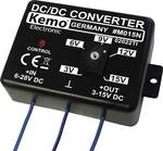 Kemo Voltage transformer Component Input voltage (range): 6 - 28 V DC Output voltage (range): 3 - 15 V DC