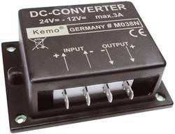 Kemo naponski pretvarač sa 24V/DC na 12 V/DC ulazni napon 24- 26 V izlazni napon 12 V M038N