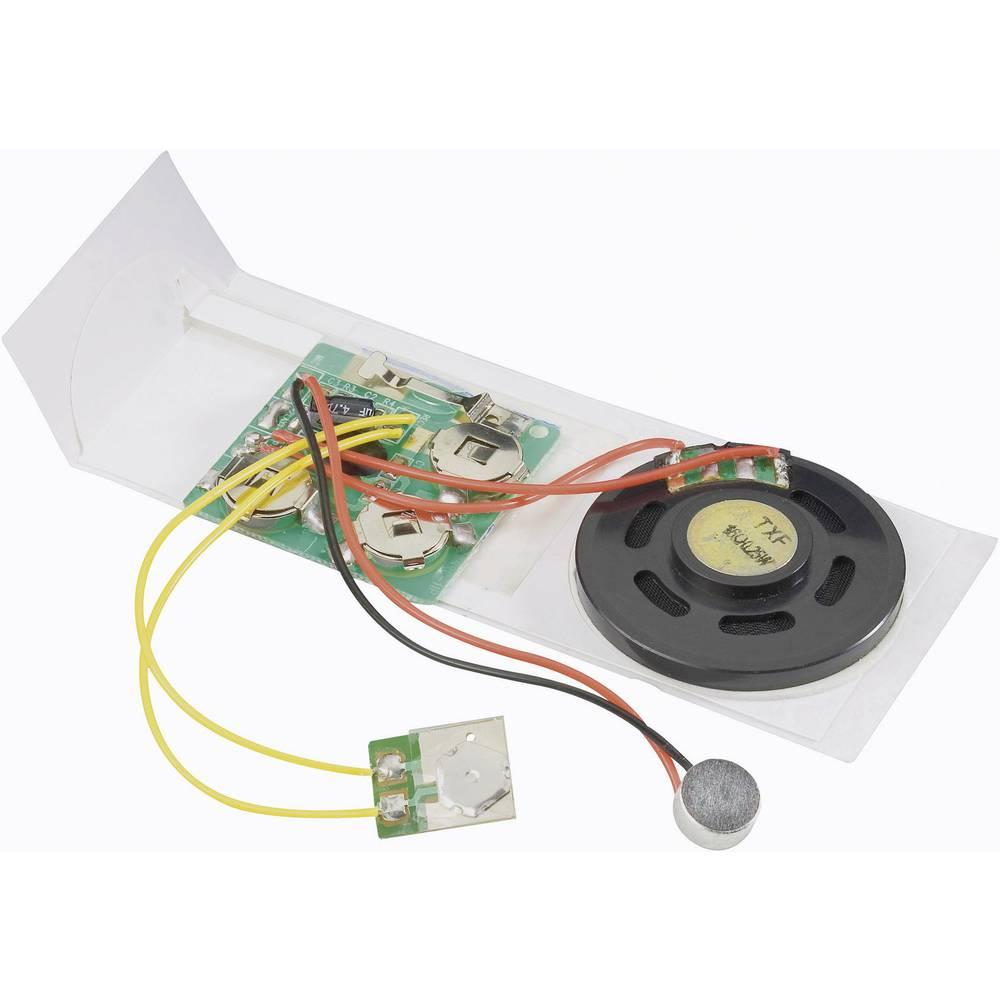 Audio Recording Unit Component Conrad Components 191184 45 Vdc