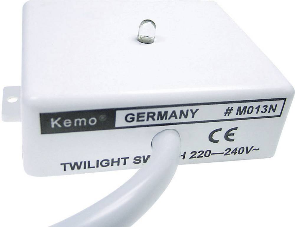 Stikalo za mrak - modul Kemo M013N 230 V/AC