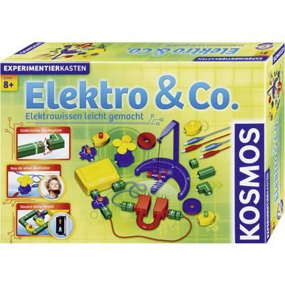 Science kit Kosmos Elektro & Co. 620417 8 years and over