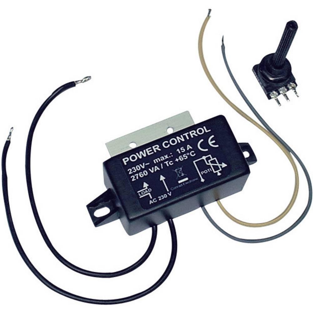 Conrad Močnostni nastavljalnik, 230 V/AC Modul