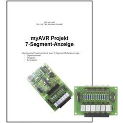 7-segmentni prikazovalnik myAVR Projekt