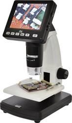 USB mikroskop med skærm dnt 5 MPix Digital forstørrelse (max.): 500 x