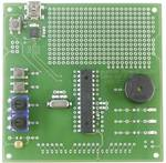 myAVR Programmable Microcontroller PCB Starter Kit