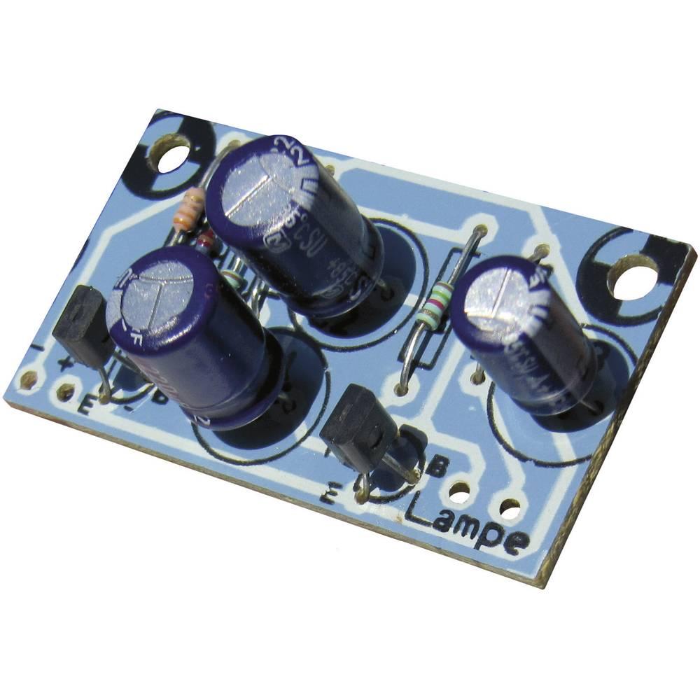 Utripajoča luč - komplet za sestavljanje Kemo B185 6 V/DC, 12 V/DC