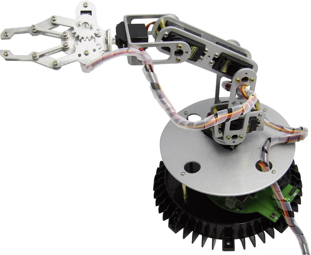 Metalna robotska ruka Arexx RA1-PRO