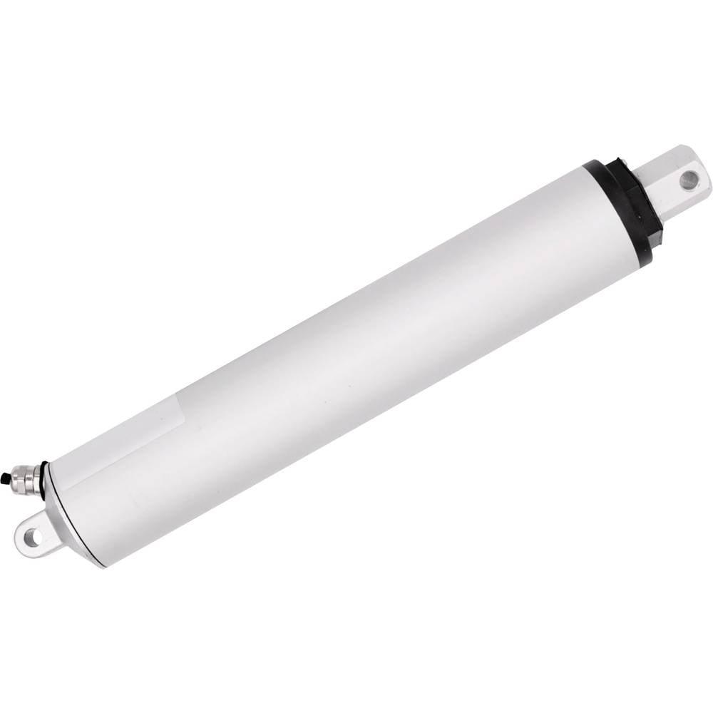 Drive-System Europe DC-Elektrocilinder DSAK4 DSAK4-12-50-500-IP54 12 V/DC, dužina hoda 5