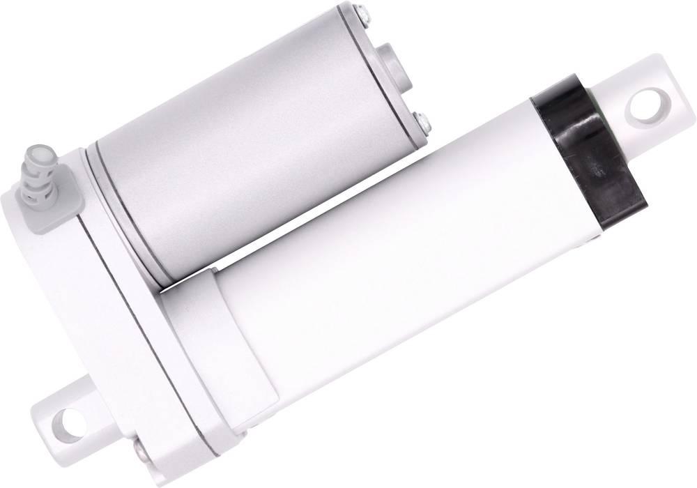 Električni cilinder 24 V/DC dolžina hoda: 200 mm 1000 N Drive-System Europe DSZY1-24-40-A-200-IP65